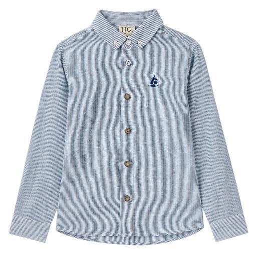 Junior Linen Shirt