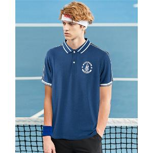 Men's Exploration  Series Embroidery Polo