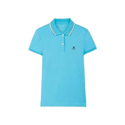 Women's Classic Man embroidered polo