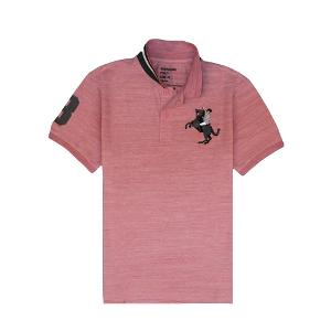 Men's 3D Napoleon Polo