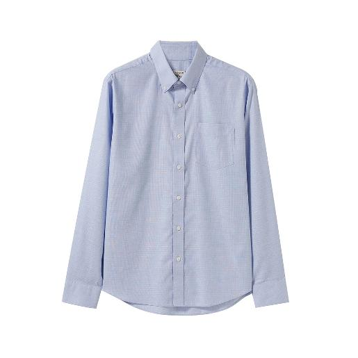 Men's Cotton Wrinkle Free Shirt