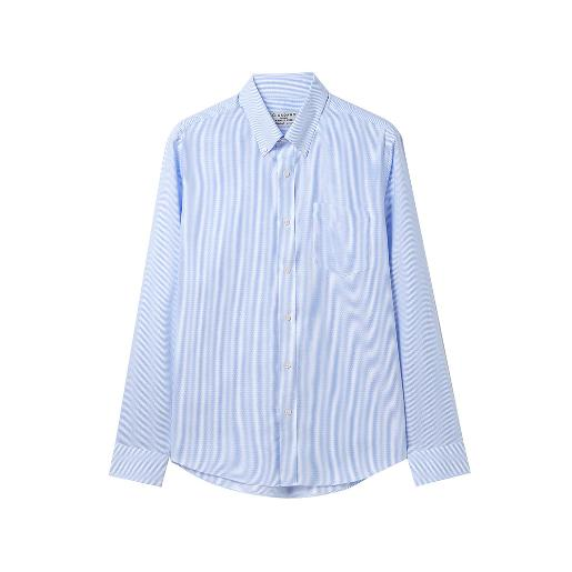 Wrinkle free long sleeve shirts