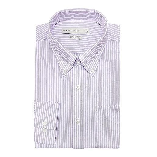 Men's Wrinkle free long sleeve shirts