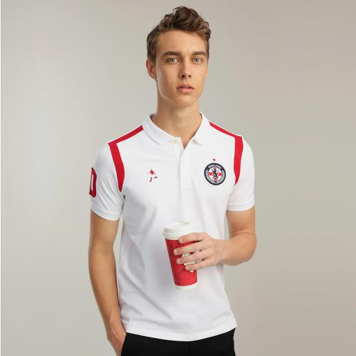 Men's Bold Soccer Polo