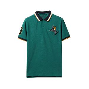Men's Napoleon embroidery polo