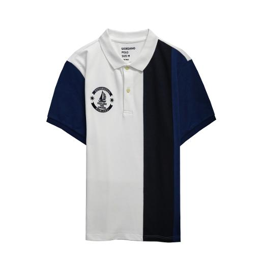 Men's Sailing Theme Polo