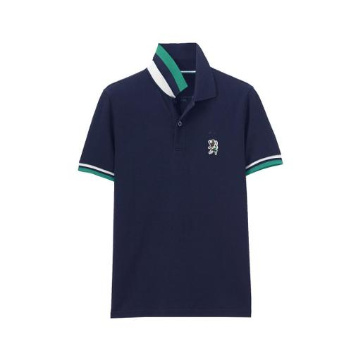 Men's Performance Care Tipping Polo