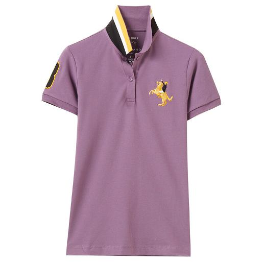 Women's 3D Napoleon Polo
