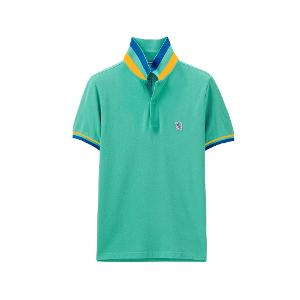 Men's Small Lion Polo