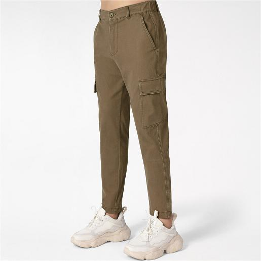 Men's Stretchy Cargo Pants