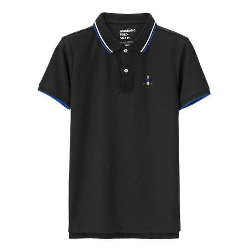 Men's Classic Man Embroidery Polo S