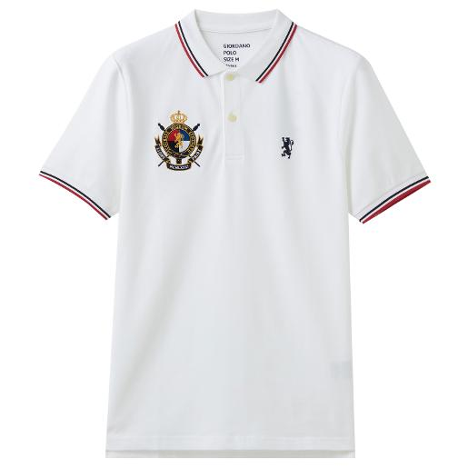 Men's Union Jack Polo