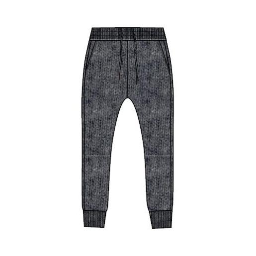Women's French terry drawstring joggers