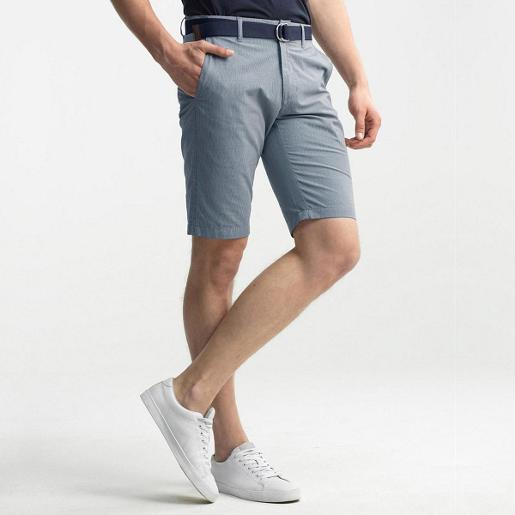 Men's COOLMAX Casual Shorts with Belt