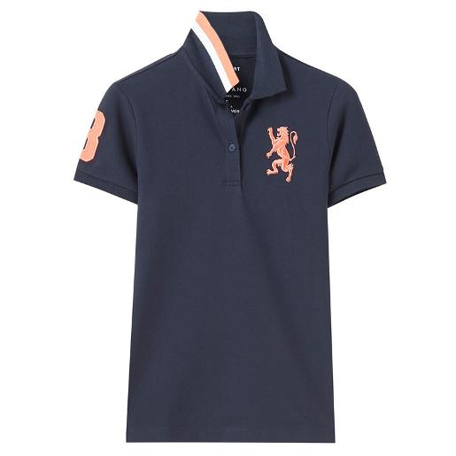 Women's 3D Lion Polo
